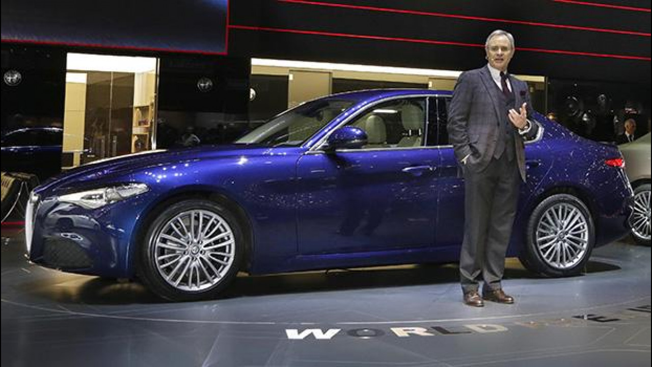 [Copertina] - Alfa Romeo: sì a guida autonoma e ibrido, parola di Wester
