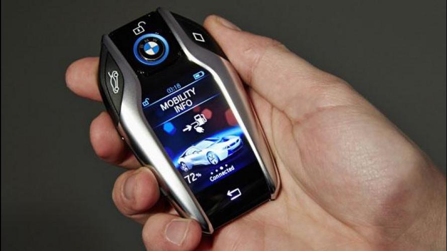 Chiave auto, ad un passo dall'estinzione? [VIDEO]