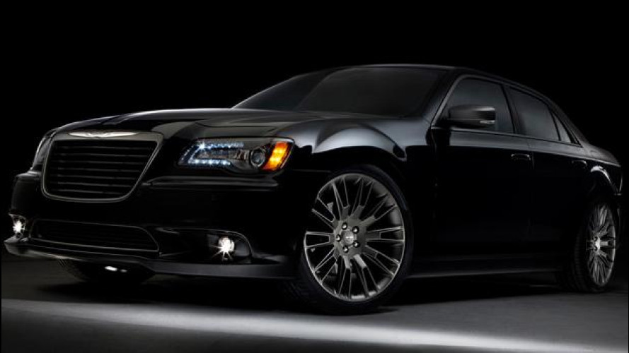 Chrysler 300C John Varvatos Limited Edition MY 2014