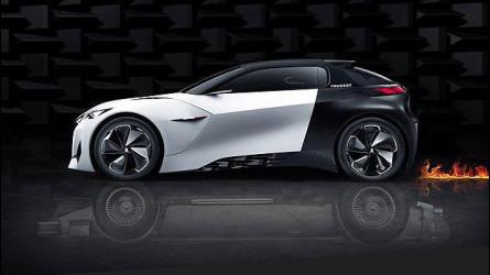 Ritorno al Futuro, Peugeot omaggia il film con la Fractal