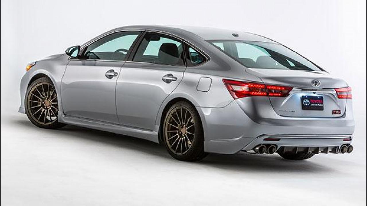 """[Copertina] - Toyota TRD al SEMA, quando il tuning è """"popolare"""""""