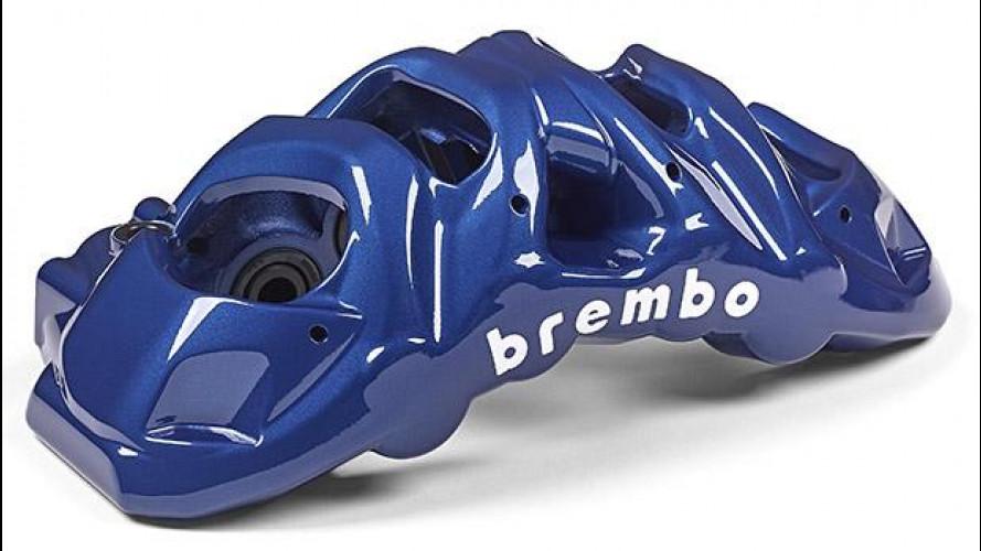 Brembo B-M8, pinza freno o scultura?