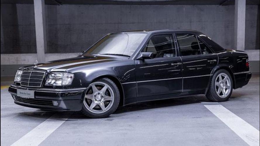Mercedes, le storiche si comprano al museo