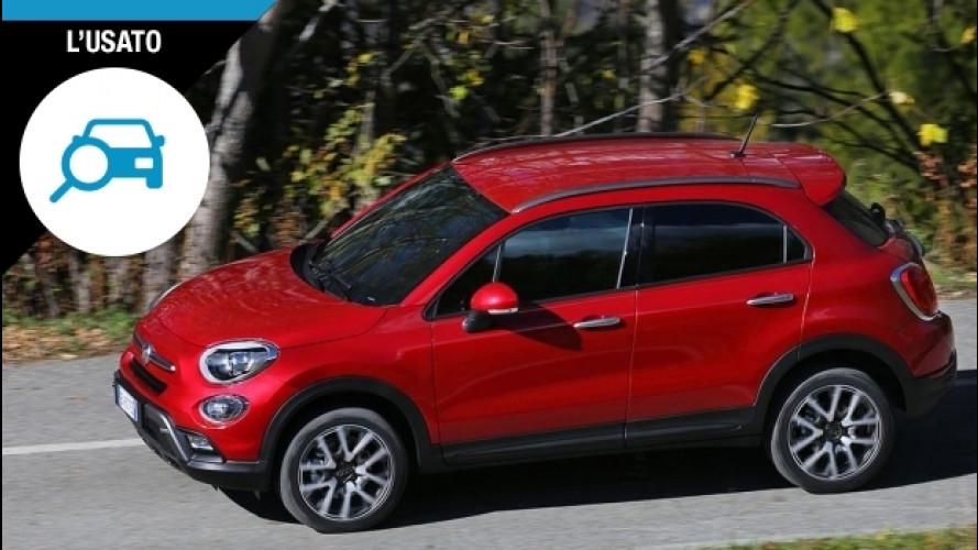 Fiat 500X, la scelta nell'usato non manca