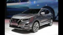 Nissan al Salone di Ginevra 2017