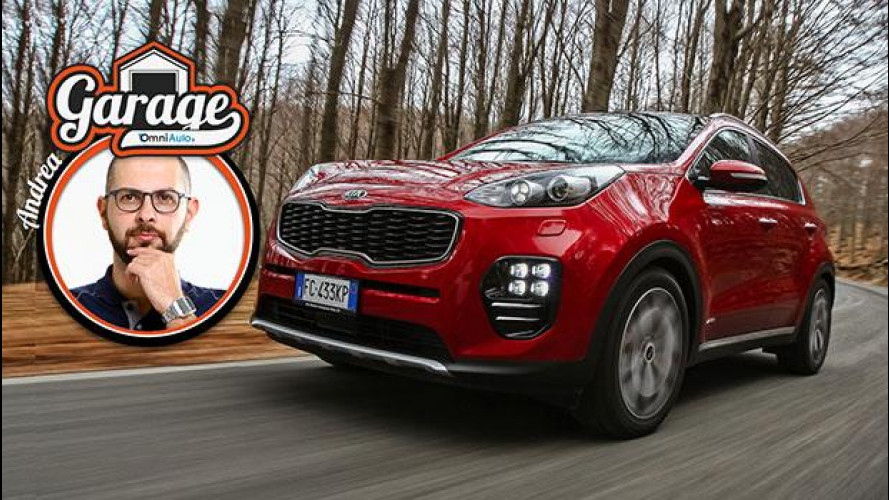 Kia Sportage, quant'è bello guidare un SUV? [VIDEO]