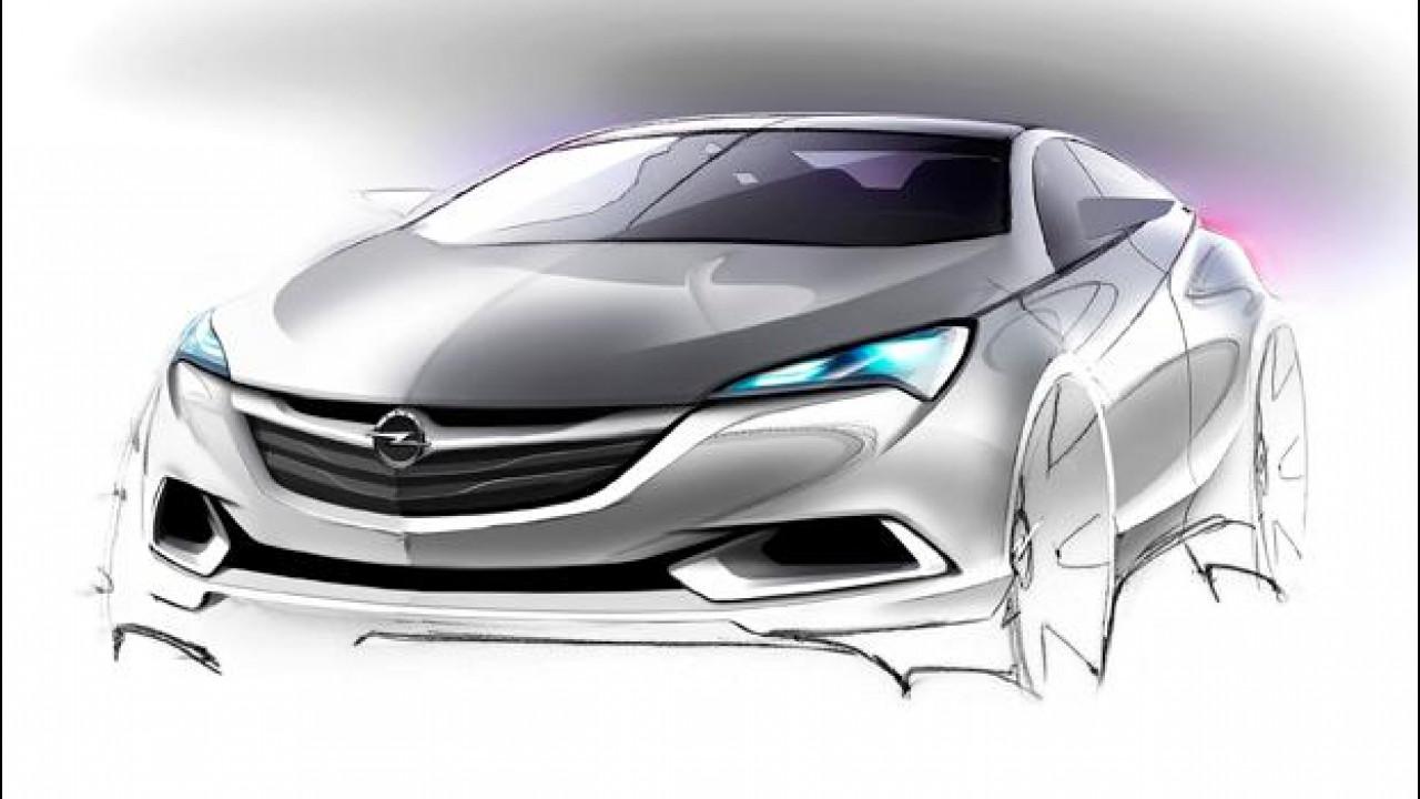 [Copertina] - Opel GT, se l'Astra diventa coupé…