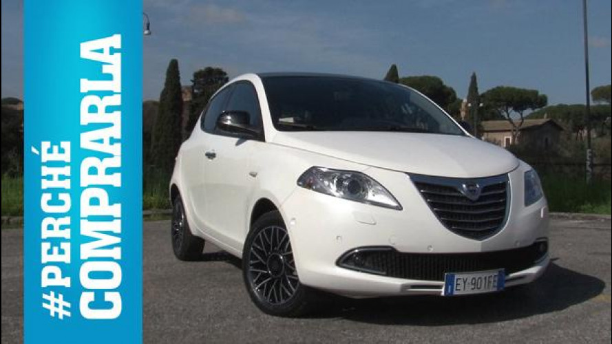 Lancia Ypsilon, perchè comprarla... e perchè no [VIDEO]