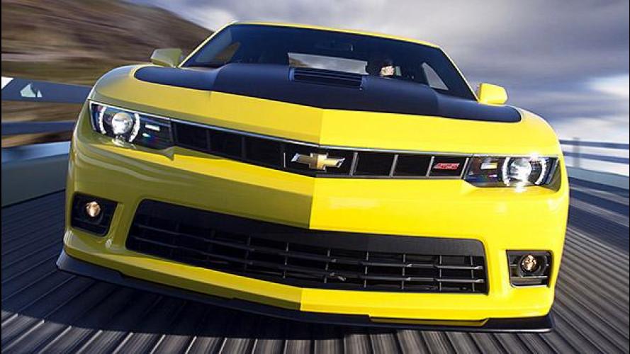 Nuova Chevrolet Camaro, 10 giorni alla presentazione