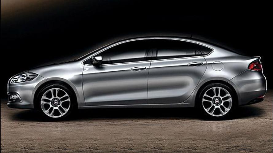 """Fiat """"Compact Sedan"""", la nuova Brava debutta a Istanbul"""