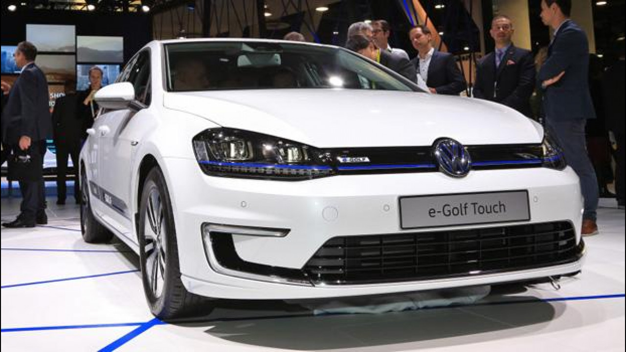 [Copertina] - Volkswagen Golf, al Salone di Ginevra si rinnova