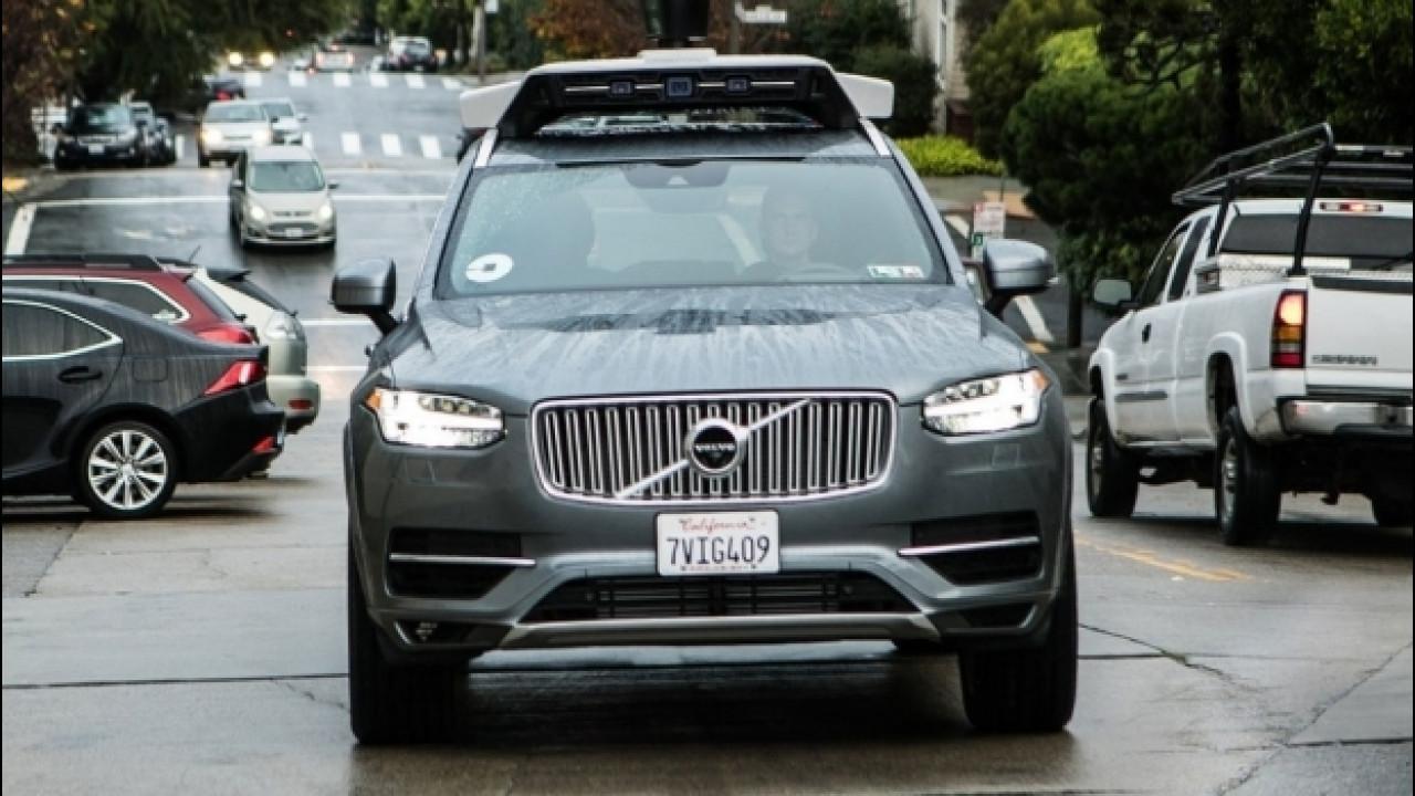 [Copertina] - Uber lascia la Danimarca e riprende i test sulla guida autonoma negli USA