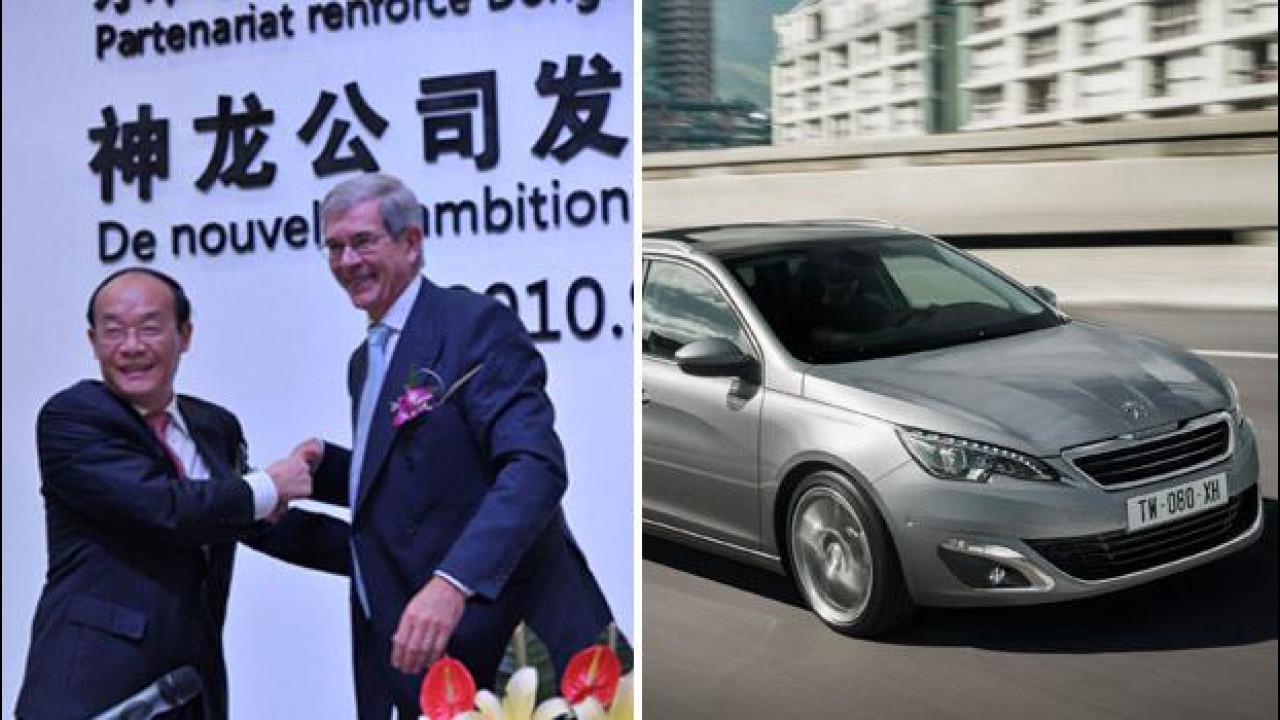 [Copertina] - PSA: la famiglia Peugeot divide il controllo con lo Stato ed i cinesi