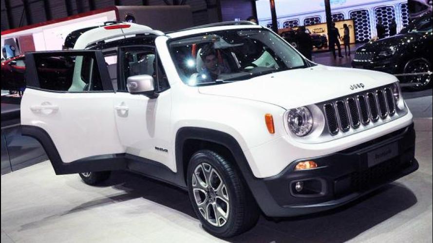 [Copertina] - Jeep Renegade: ecco perché si chiama così la Baby-SUV presentata a Ginevra