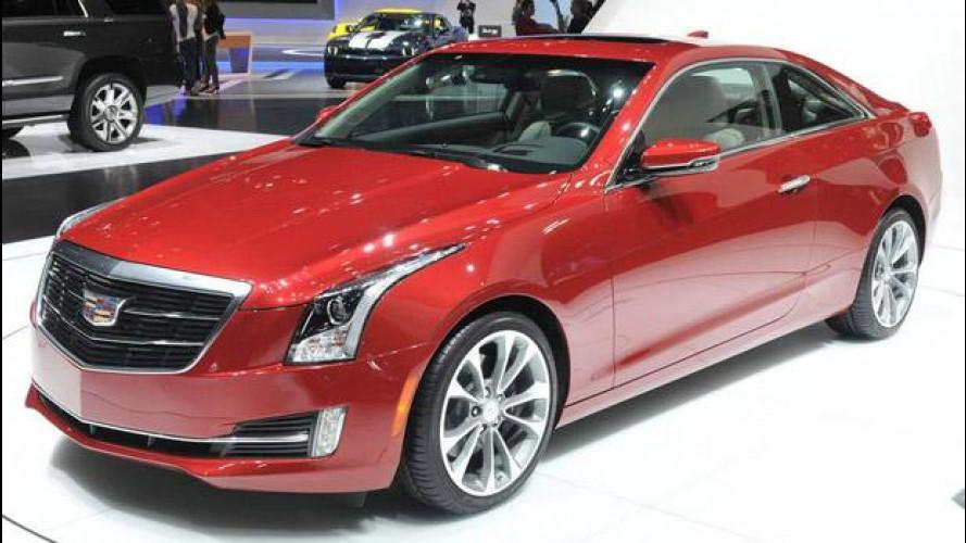 Cadillac svela la strategia di prodotto per l'Europa al Salone di Ginevra
