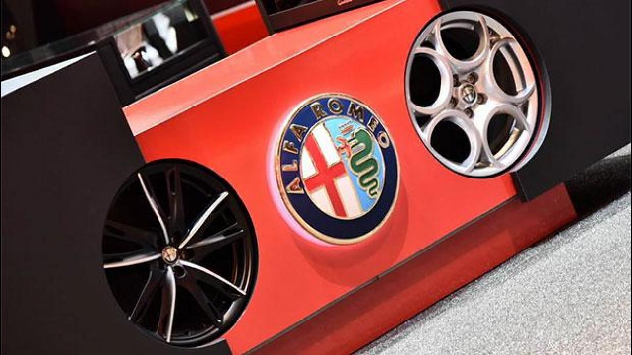 [Copertina] - L'Alfa Romeo Giulia forse non si chiamerà Giulia