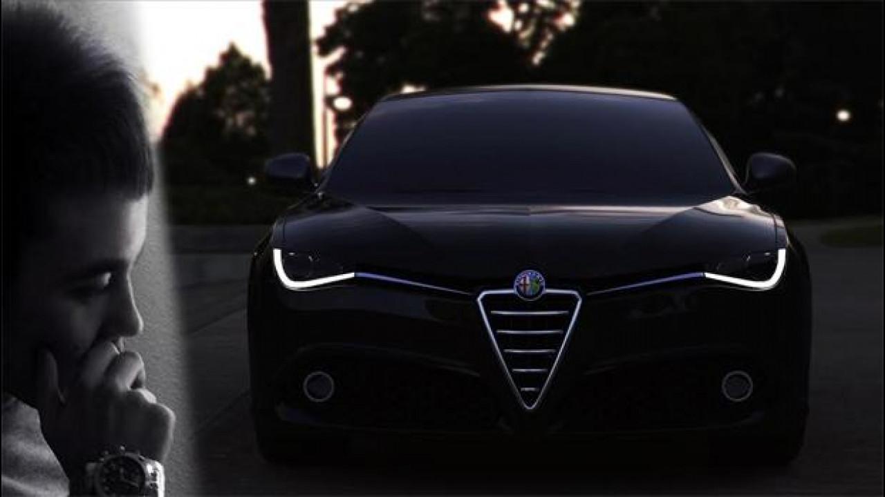 [Copertina] - Alfa Romeo Giulia, il commento di chi l'ha già immaginata