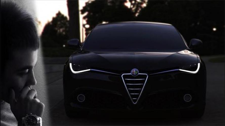 Alfa Romeo Giulia, il commento di chi l'ha già immaginata