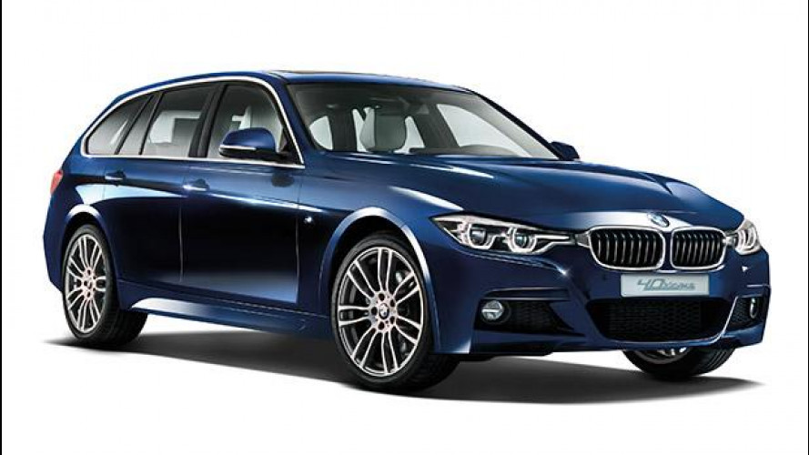 "BMW Serie 3 ""40 Years Edition"", una storia speciale"