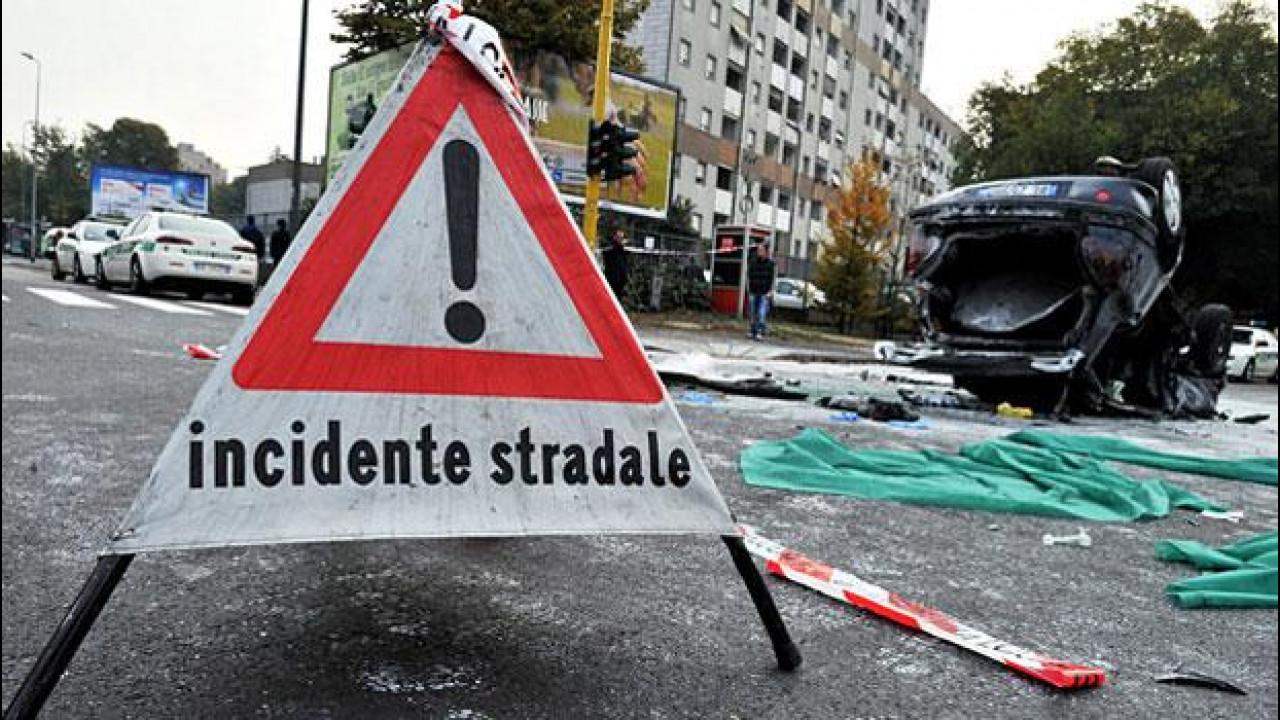 [Copertina] - Reato omicidio stradale, valido anche per le lesioni