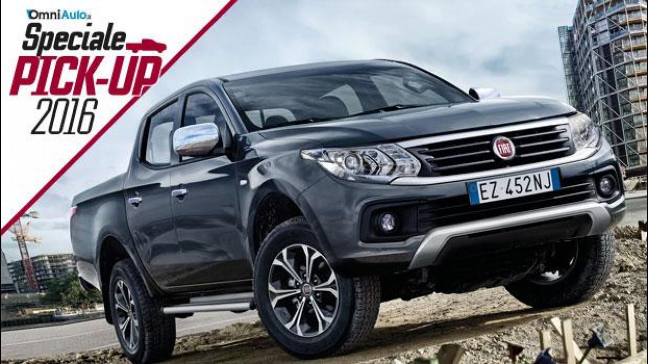 [Copertina] - Fiat Fullback, il pick up italiano sta arrivando [VIDEO]