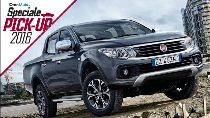Fiat Fullback, il pick up italiano sta arrivando [VIDEO]