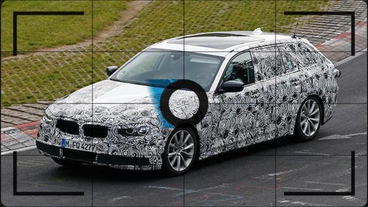 [Copertina] - BMW Serie 5 Touring, la prossima sarà