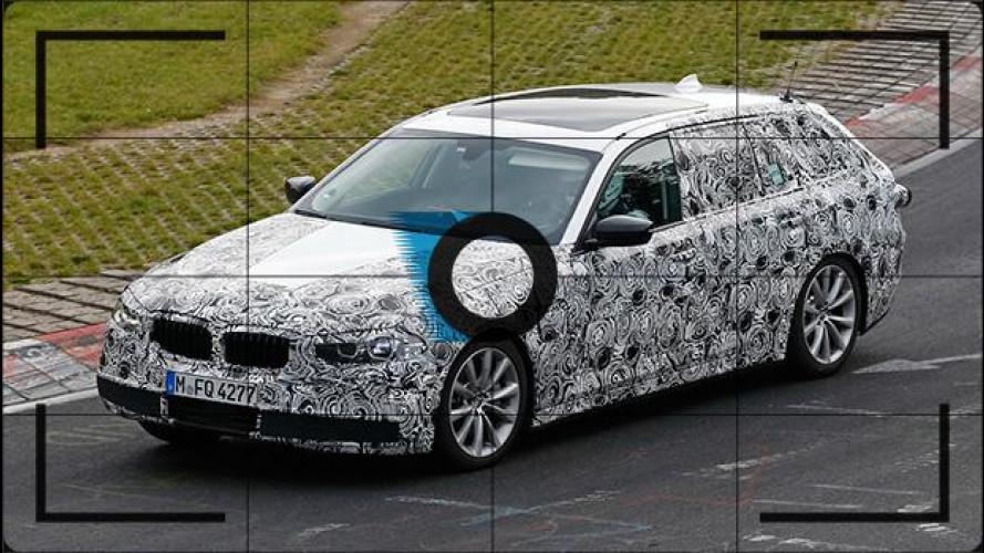 """BMW Serie 5 Touring, la prossima sarà """"light"""""""
