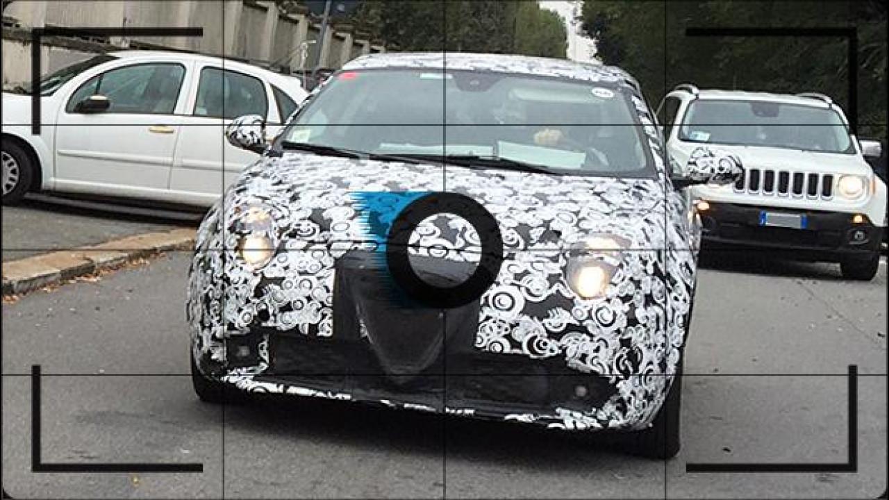 [Copertina] - Alfa Romeo MiTo restyling, le foto spia