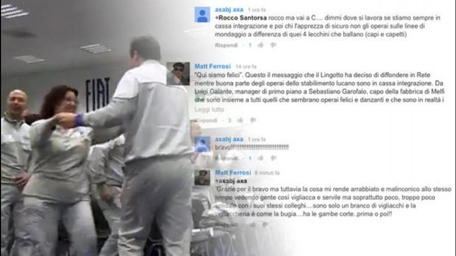 """Gli operai Fiat che ballano """"Happy"""": 3 motivi per cui non ha senso criticarli"""