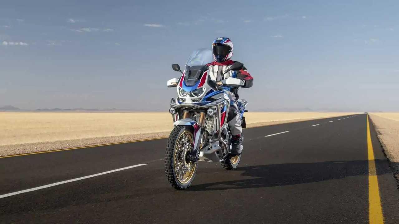 Honda Africa Twin 2021 Adventure Sports