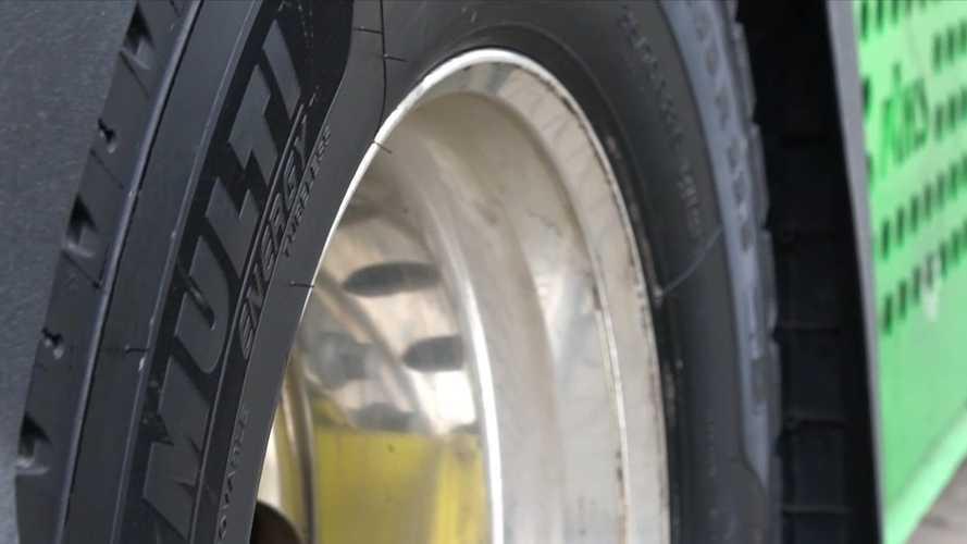 Michelin, nuova misura per gli X Multi Energy