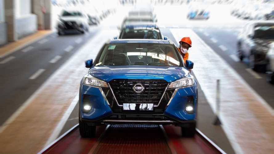 Novo Kicks 2022: Nissan já abastece concessionárias em todo o Brasil