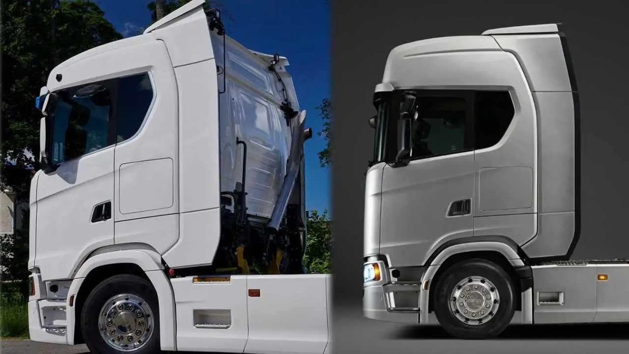 Scania nuove cabine R23 ed S23