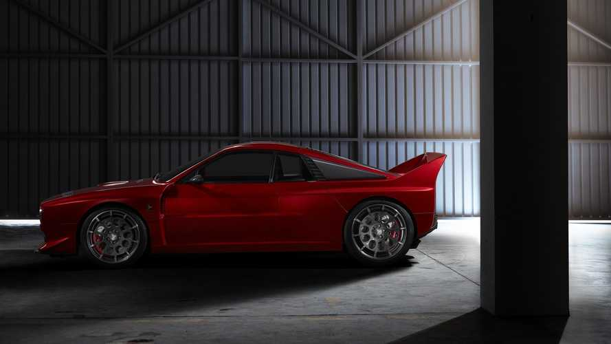 Lancia 037 Restomod, otomobil fuarında görenleri büyüledi