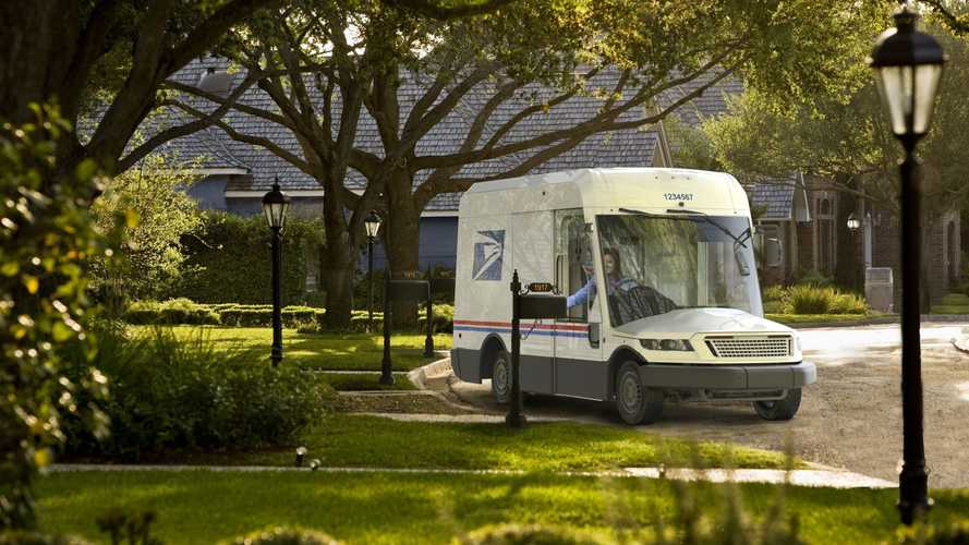 Ladies And Gentlemen, Meet The Next US Postal Service Delivery Truck