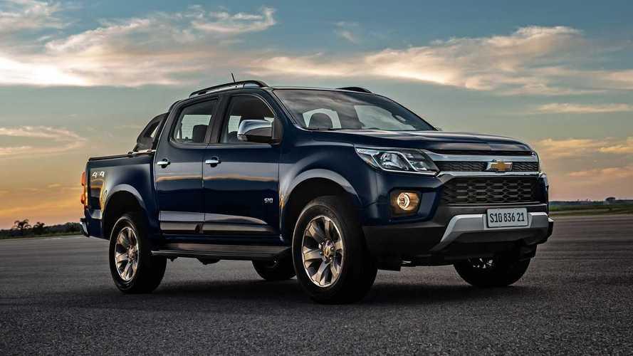 Chevrolet anuncia S10 2022 com novas rodas para versão LTZ