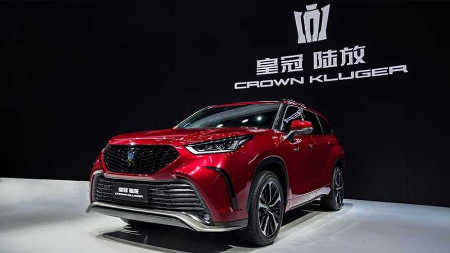 Toyota Crown SUV officially revealed because saloons are so yesterday