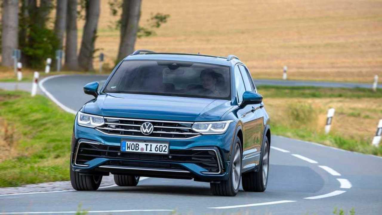 Prueba gama PHEV de Volkswagen
