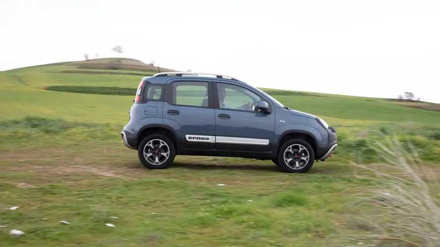Prueba Fiat Panda Cross 0.9 Turbo TwinAir