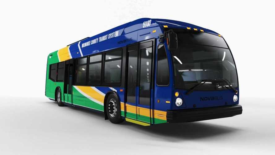 Nova Bus Scores First EV Order In U.S.