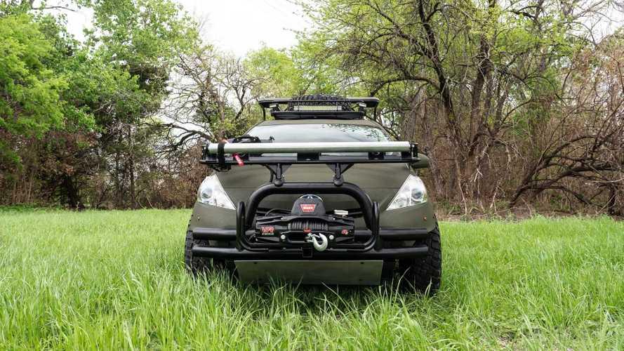 Ilyen egy vadászati célokra átalakított Toyota Prius