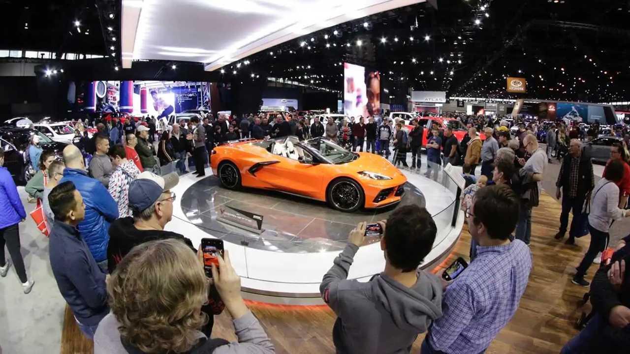 Chicago Auto Show akan dilaksanakan juli ini.