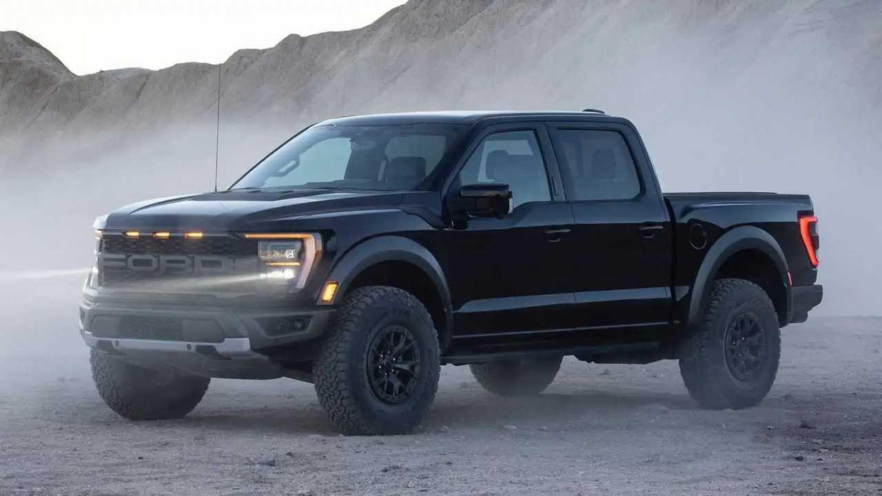 New Ford Raptor