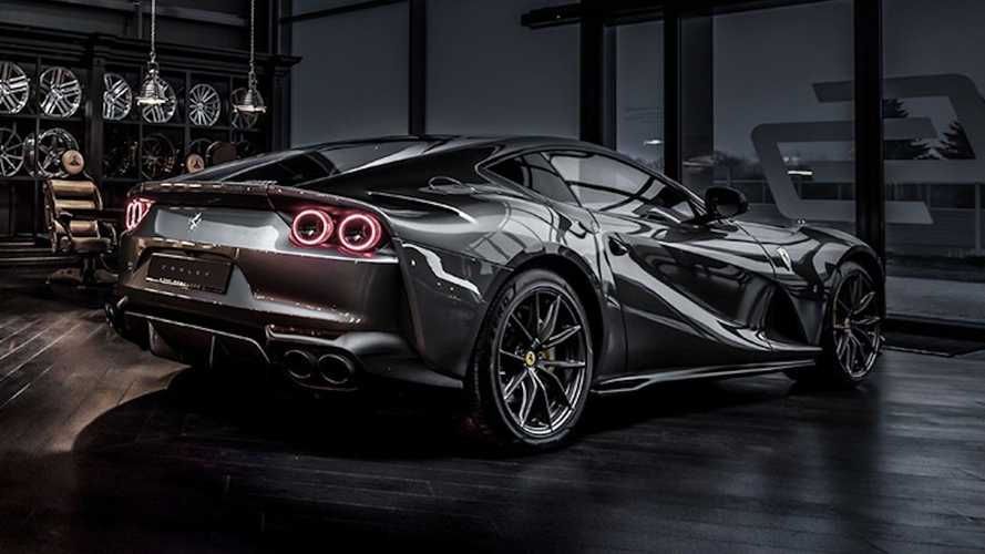 Ferrari 812 Superfast par Carlex Design