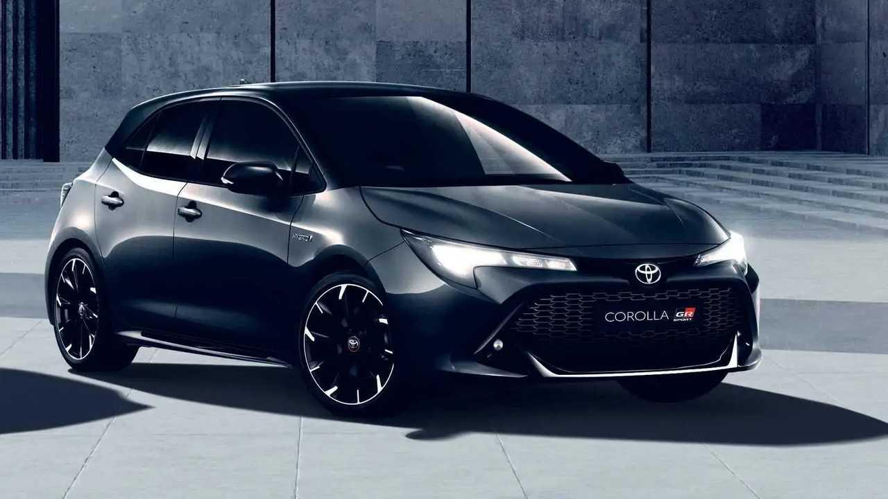 Toyota Corolla Black Edition
