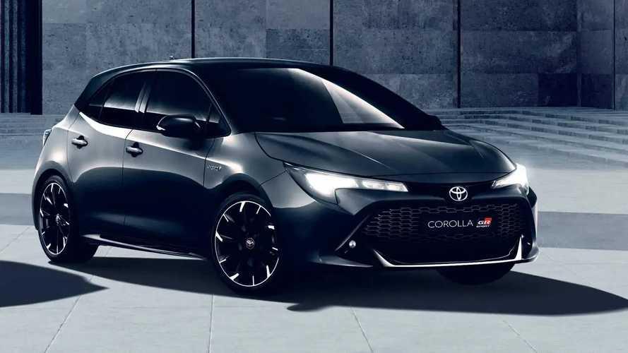 Hitam Pekat, Toyota C-HR GR Kian Galak Dalam Varian Black Edition