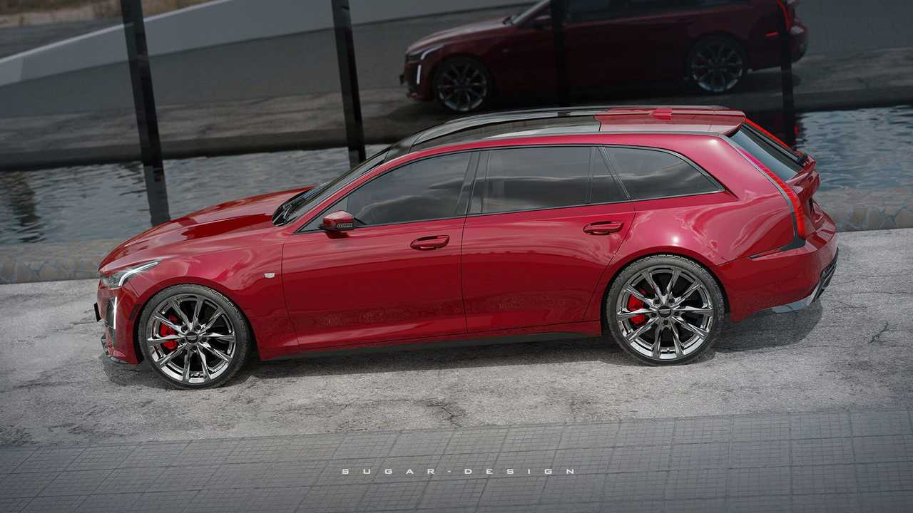 Cadillac CT5 Sport Wagon is the virtual CTS Sport Wagon replacement