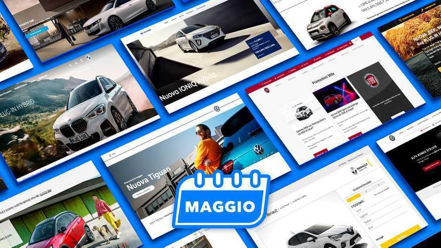 Promozioni auto, tutte le offerte di maggio 2021