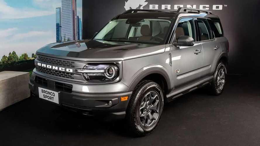 Ford Bronco elétrico: versão com emissão zero já está nos planos